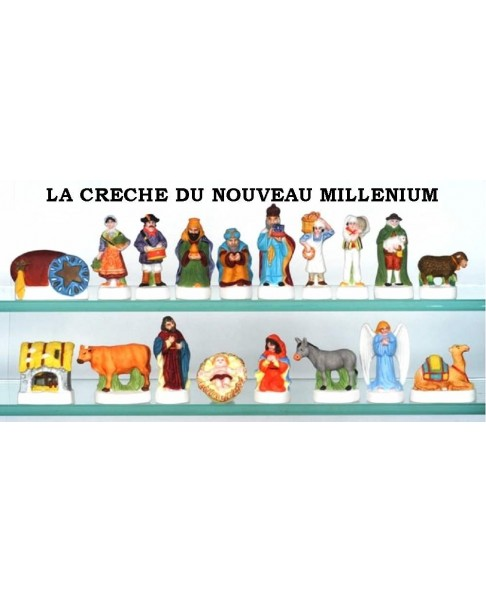 The new millennium crèche