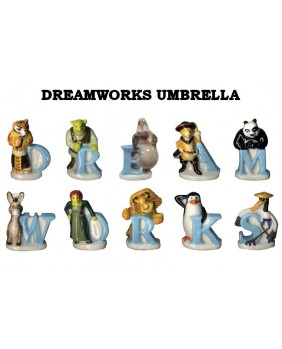 DREAMWORKS UMBRELLA