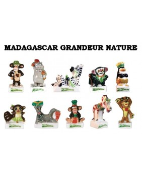 MADAGASCAR Grandeur Nature