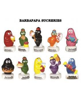 BARBAPAPA sucreries