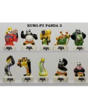 Kung fu panda 3 - box of 100