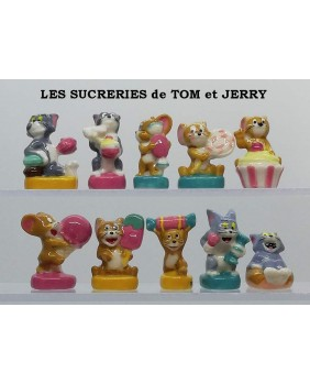 Tom and Jerry's sweets - box of 100