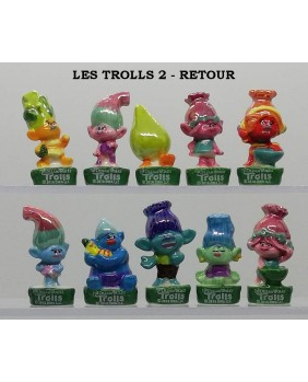 The trolls 2: they're back - box of 100