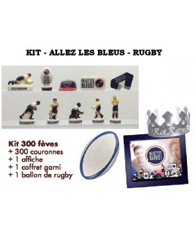 KIT Rugby Go France!