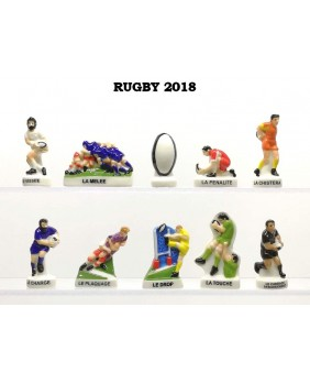 2018 Rugby - box of 100