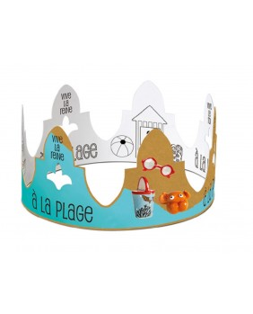 The beach crown