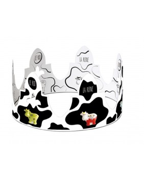 The cows crown