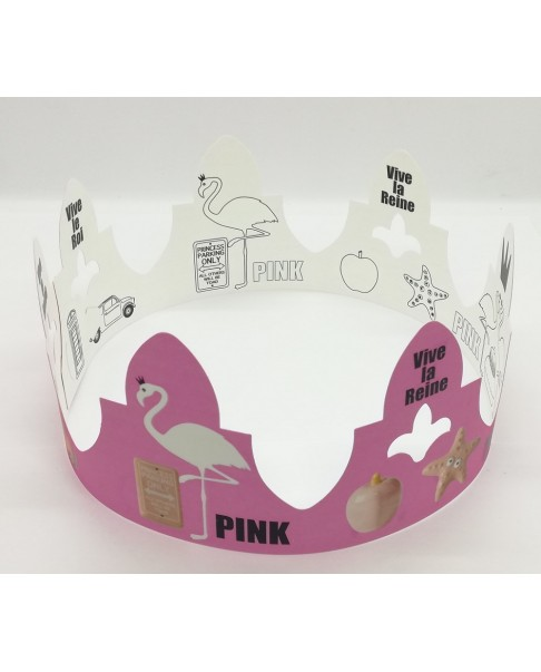 Couronne PINK