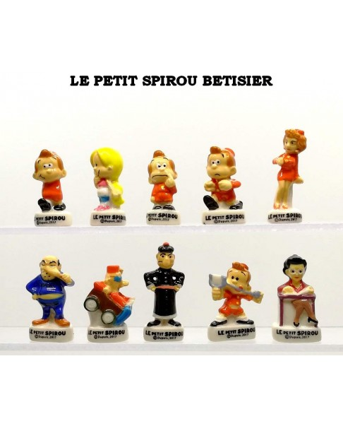 The little Spirou howlers