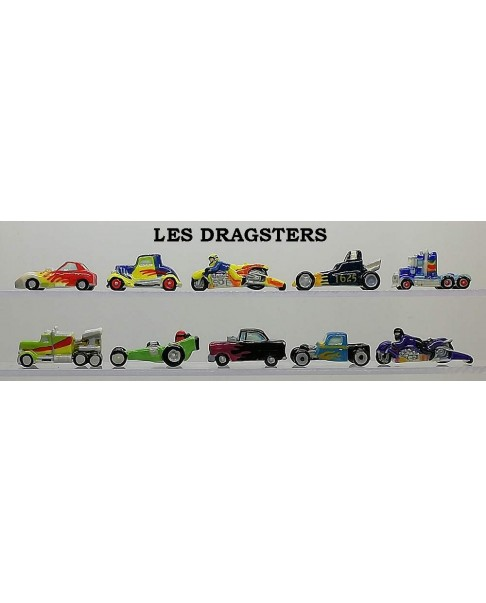 Les dragsters