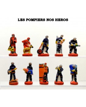 Firefighters superheroes