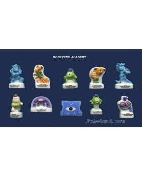 Monsters academy 2 - box of 100