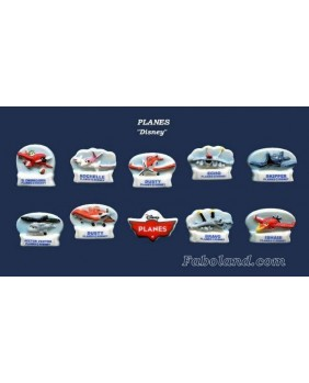Disney planes 2 - box of 100