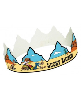 Couronne LUCKY LUKE