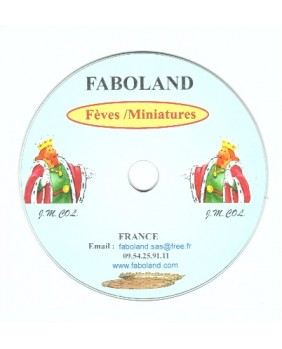 CD-ROM de fèves