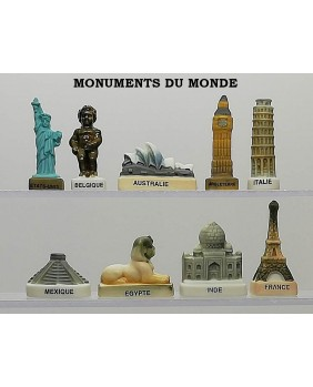 Monuments from the world
