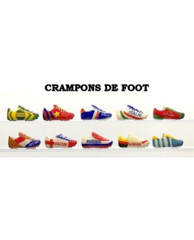soccer crampons - box of 100