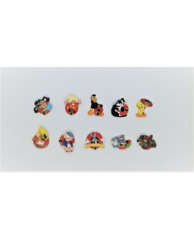 Looney tunes magnets