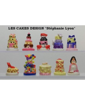 "The design cakes ""Stephanie Lyon"""