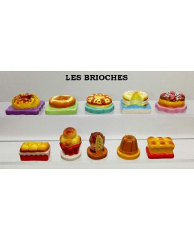 The brioches - box of 100