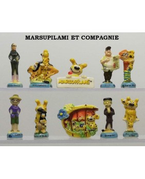Marsupilami and company
