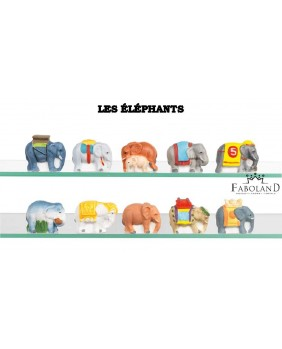 The elephants - box of 100