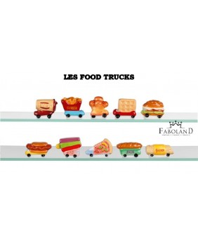 The food trucks