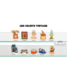 The vintage objects - box of 100