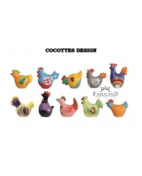 Cocottes design OR