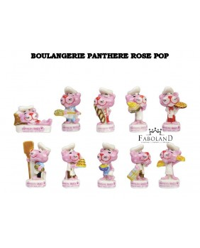 Pop pink panther's bakery