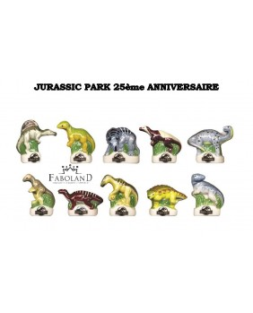 Jurassic park 25th birthday