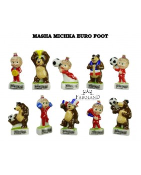 Masha michka euro foot