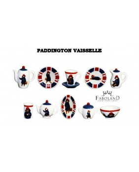 Paddington dishes