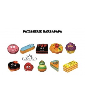 Barbapapa pastries