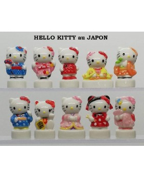 Hello kitty au Japon