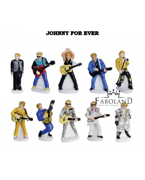 Johnny for ever