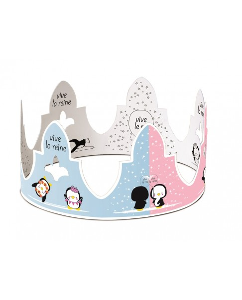 Penguin crown