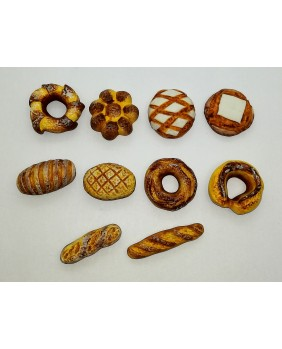 The gourmand breads