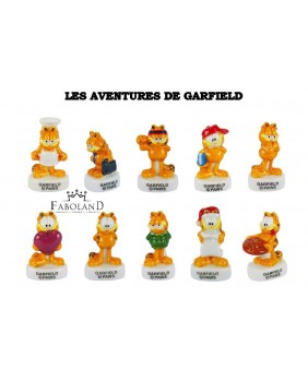 The Garfield's adventures