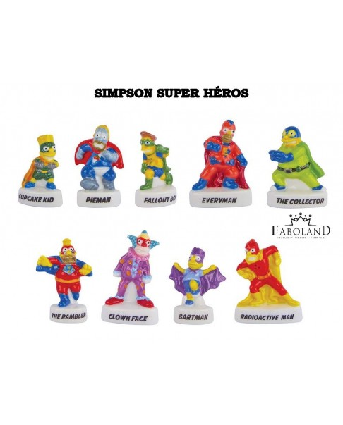 Simpson super héros