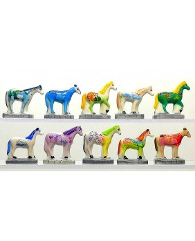 The horses festival - box of 100