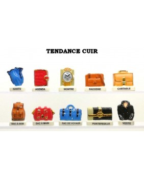 Trending leather - box of 100