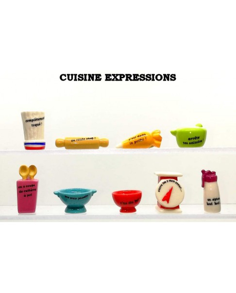 Cuisine expression