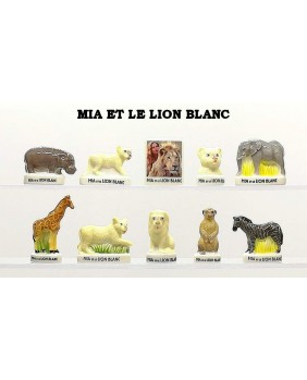 Mia and the white lion - box of 100