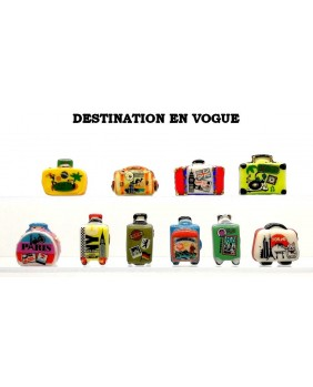 Destination en vogue