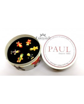 Coffret PAUL 2017