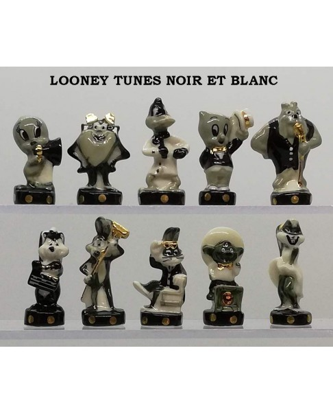Black looney tune