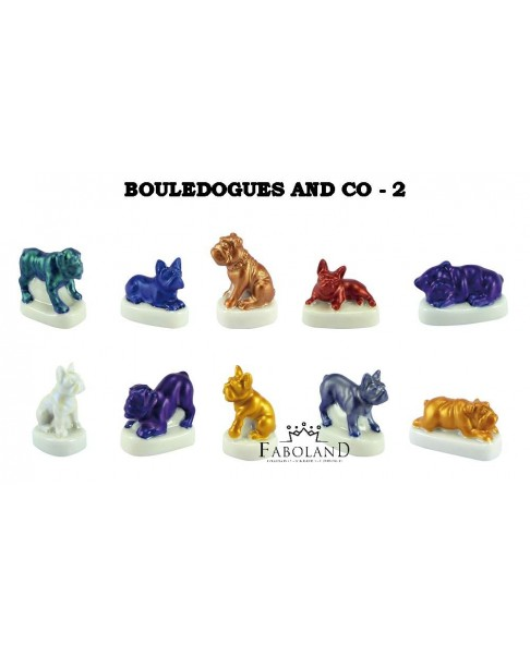 Bouledogues and Co. 2
