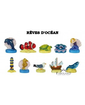 Ocean dreams - box of 100
