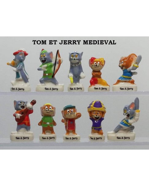 Medieval Tom and Jerry